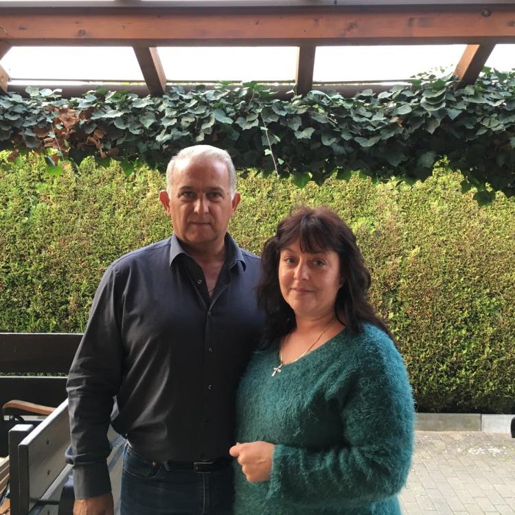 Kleoniki Panou und Thomas Drossos freuen sich auf Ihren Besuch
